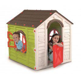 Keter RANCHO PLAYHOUSE domeček zelený
