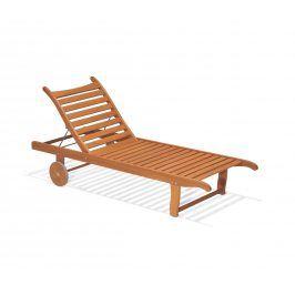 Marimex | Zahradní lehátko - dřevo | 11640221