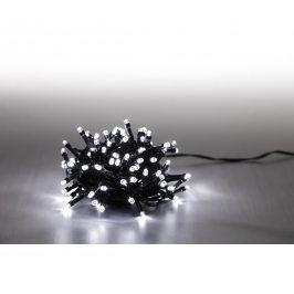 Marimex | Světelný řetěz 100 LED - studená bílá - zelená - mód | 18000062