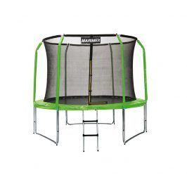 Marimex | Sada krytu pružin a rukávů pro trampolínu 244 cm - zelená | 19000779