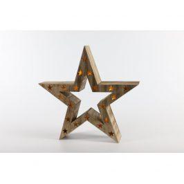 Marimex   Nature hvězda 10 LED   18000269