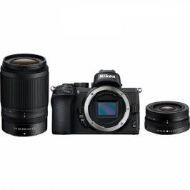 Nikon Z50 + 16-50 VR + 50-250 VR (VOA050K002)