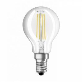 Osram klasik, 4W, E14, teplá bílá (444660)