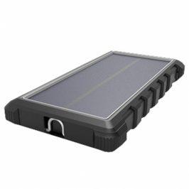 Viking W10, 10000mAh, solární, QC 3.0, USB-C (VSPW10B)