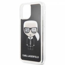 Karl Lagerfeld Iconic na Apple iPhone 11 (KLHCN61ICGBK)