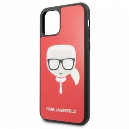 Karl Lagerfeld Dle Layers Glitter na Apple iPhone 11 Pro (KLHCN58DLHRE)