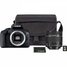 Canon 2000D + 18-55 mm DC + VUK (2728C054)