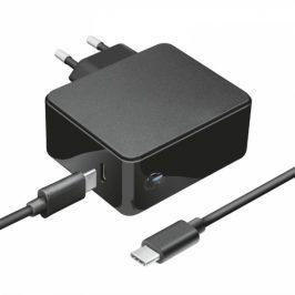 Trust Maxo 61W pro notebooky Apple Macbook, USB-C PD (23418)