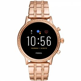 Fossil FTW6035 HR - Rose gold stainless steel (FTW6035_Female_rose gold)
