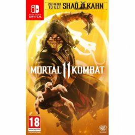 Ostatní Nintendo SWITCH Mortal Kombat 11 (5051892221542)
