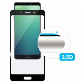 FIXED Full-Cover na Samsung Galaxy A71 (FIXGFA-487-BK)