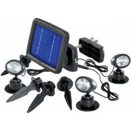 CNR LED Renkforce, solární
