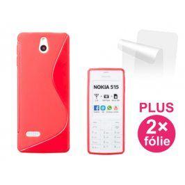 Connect IT pro Nokia 515 + 2ks ochranná fólie (CI-309)