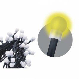 EMOS 80 LED, 8m, řetěz, teplá bílá, i venkovní použití (1534090020)