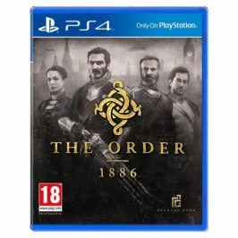 Sony The Order: 1886 (PS719284994)