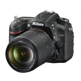 Nikon D7200 + 18-140 AF-S VR
