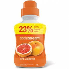 SodaStream Pink Grapefruit 750ml