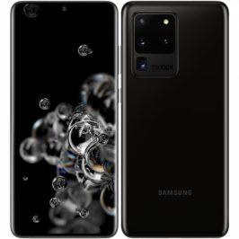 Samsung S20 Ultra 5G (SM-G988BZKDEUE)