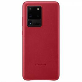 Samsung Leather Cover na Galaxy S20 Ultra (EF-VG988LREGEU)