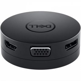 Dell USB-C/HDMI, VGA, DisplayPort, RJ45, USB (492-BCJL)