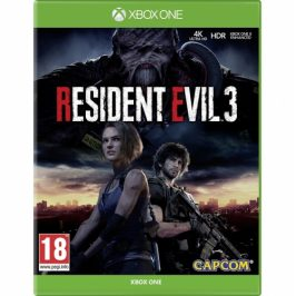 Capcom Xbox One Resident Evil 3 Remake (5055060968086)
