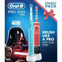 Oral-B PRO 500 + Vitality Kids D100 Star Wars