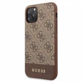 Guess 4G Stripe na iPhone 11 Pro (GUHCN58G4GLBR)