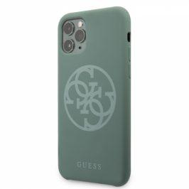 Guess 4G Silicone Tone na iPhone 11 Pro (GUHCN58LS4GKA)