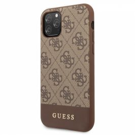 Guess 4G Stripe na iPhone 11 Pro Max (GUHCN65G4GLBR)