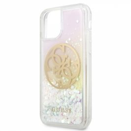 Guess Glitter Circle na iPhone 11 Pro Max (GUHCN65LGIRGP)