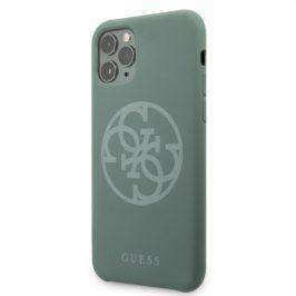 Guess 4G Silicone Tone na iPhone 11 Pro Max (GUHCN65LS4GKA)