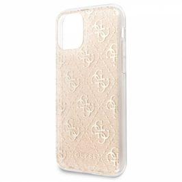 Guess 4G Glitter na iPhone 11 Pro Max (GUHCN65PCU4GLGO)