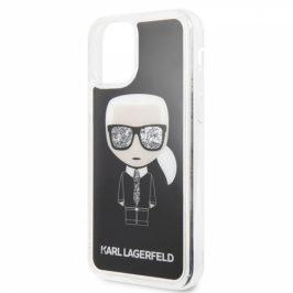 Karl Lagerfeld Iconic na Apple iPhone 11 Pro (KLHCN58ICGBK)