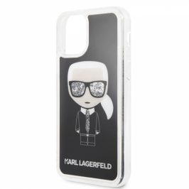 Karl Lagerfeld Iconic na Apple iPhone 11 Pro Max (KLHCN65ICGBK)