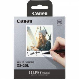 Canon XS-20L pro Selphy Square, 20 ks/68 x 68 mm