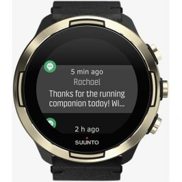 Suunto 9 Baro - Gold Leather (SS050256000)