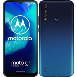 Motorola Moto G8 Power Lite - Royal Blue (PAJC0015PL)