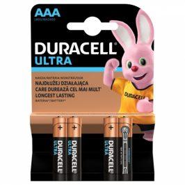Duracell Ultra AAA, LR03, 1.5V, blistr 4ks