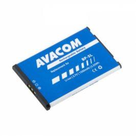 Avacom pro Nokia 9500, E61 Li-Ion 3,7V 1500mAh (GSNO-BP5L-S1500)