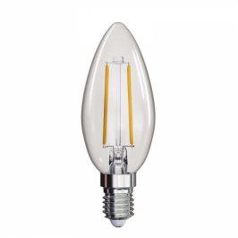EMOS Filament Candle, 2W, E14, teplá bílá (1525281215)
