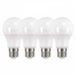 EMOS Classic, 10W, E27, neutrální bílá, 4 ks (1525733421)