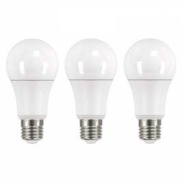 EMOS Classic, 14W, E27, teplá bílá, 3 ks (1525733227)