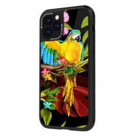 White Diamonds Jungle Parrot na Apple  iPhone 11 (WD1410JUN18)