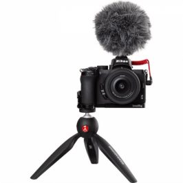Nikon Z50 + 16-50 VR Vlogger Kit (VOA050K010)