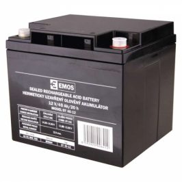 EMOS bezúdržbový 12 V/40 Ah M6 (B9684)