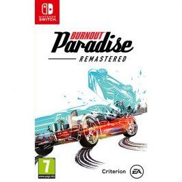 Nintendo Burnout Paradise Remastered (NSS083)