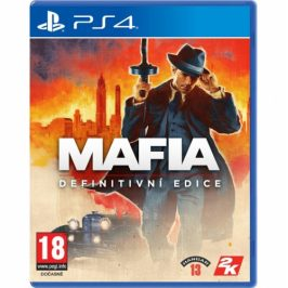 2K Games PlayStation 4 Mafia I Definitive Edition