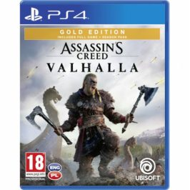 Ubisoft Assassin's Creed Valhalla Gold Edition (USP400313)