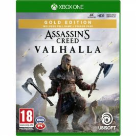 Ubisoft Assassin's Creed Valhalla Gold Edition (USX300313)