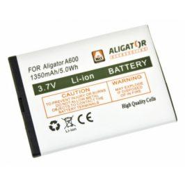 Aligator A600/A610/A620/A430/A680, Li-Ion 1350 mAh (A600BAL)